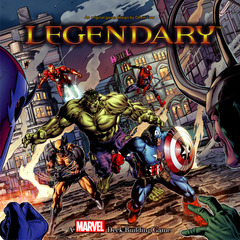 Legendary: A Marvel Deckbuilding Game on Channel Fireball