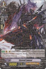 Cursed Lancer - BT04/025EN - R on Channel Fireball