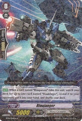 Blaujunger - BT04/041EN - R