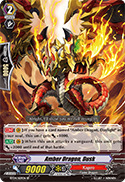 Amber Dragon, Dusk - BT04/S09EN - SP on Channel Fireball