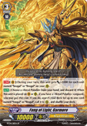 Fang of Light, Garmore - BT04/S11EN - SP on Channel Fireball