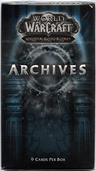 Archives Booster Pack