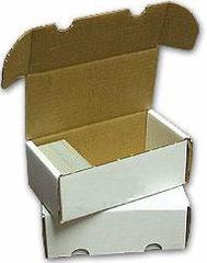 Cardboard Box 400 card