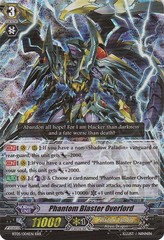 Phantom Blaster Overlord - BT05/004EN - RRR on Channel Fireball
