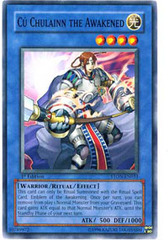 Cu Chulainn the Awakened - STON-EN033 - Common - 1st Edition