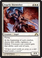 Angelic Skirmisher - Foil on Channel Fireball