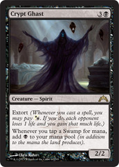 Crypt Ghast - Foil on Channel Fireball