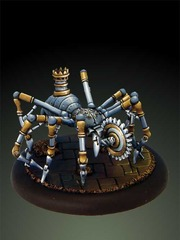 Large Steampunk Arachnid