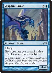 Sapphire Drake - Foil