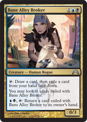 Bane Alley Broker - Foil on Channel Fireball