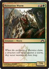 Ruination Wurm - Foil