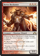 Boros Reckoner - Foil on Channel Fireball