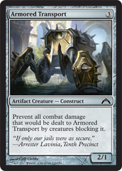 Armored Transport - Foil on Channel Fireball