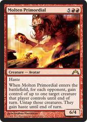 Molten Primordial