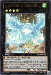 Lightning Chidori - CBLZ-EN052 - Ultra Rare - 1st Edition