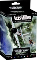 Axis & Allies Air Force Miniatures: Bandits High Booster Pack