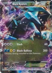 Black Kyurem - 95 - Rare Holo EX