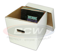 33 1/3 RPM Storage Box
