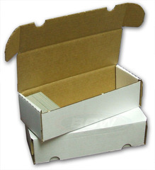 Cardboard Storage Box Medium (800 cards)