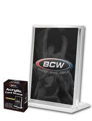 1/2 Inch Vertical Acrylic Card Holder