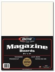 Magazine Backing Boards