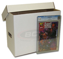 CGC Graded Comic Book Box