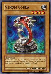 Venom Cobra - TAEV-EN005 - Common - 1st Edition