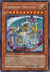 Rainbow Dragon - TAEV-EN006 - Secret Rare - 1st Edition
