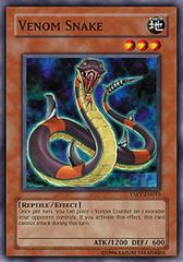 Venom Snake - TAEV-EN015 - Common - 1st Edition