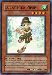 Lucky Pied Piper - TAEV-EN021 - Super Rare - 1st Edition