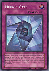 Mirror Gate - TAEV-EN063 - Super Rare - 1st Edition