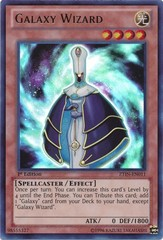 Galaxy Wizard - ZTIN-EN011 - Ultra Rare - 1st Edition on Channel Fireball