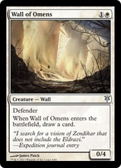 Wall of Omens on Channel Fireball