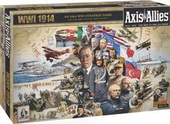 AVL - Axis & Allies: 1914 (WWI) WOTC