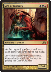 Sire of Insanity - Foil