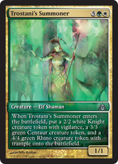 Trostani's Summoner - Game Day Promo