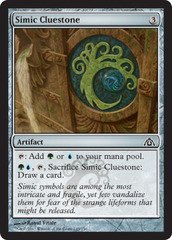 Simic Cluestone - Foil