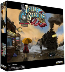 Trains and Stations