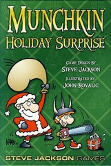 Munchkin - Holiday Surprise
