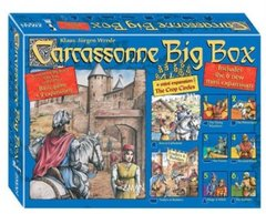 Carcassonne: Big Box 5