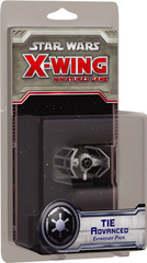 Star Wars: X-Wing Miniatures Game - TIE Advanced Expansion Pack