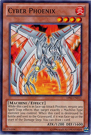 Cyber Phoenix - AP02-EN015 - Common - Unlimited