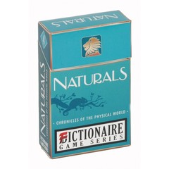 Fictionaire - Naturals: Chronicles of the Physical World