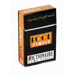 Fictionaire - Fool Science: Compendium of Scientific Wonders