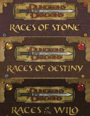 D&D Races Gift Set