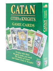 Cities and Knights Game Cards