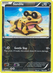 Sandile - 68/116 - Common - Reverse Holo
