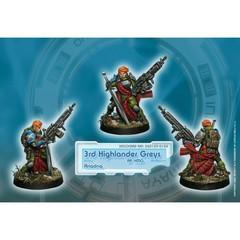 3rd Highlanders Grey Rifles (280129-0185)