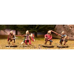 Warriors with spear/sword (150601-0032)