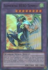 Elemental HERO Tempest - LCGX-EN048 - Super Rare - Unlimited Edition